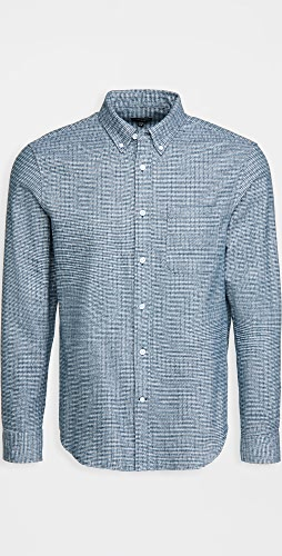 Club Monaco - Jasper Long Sleeve Shirt