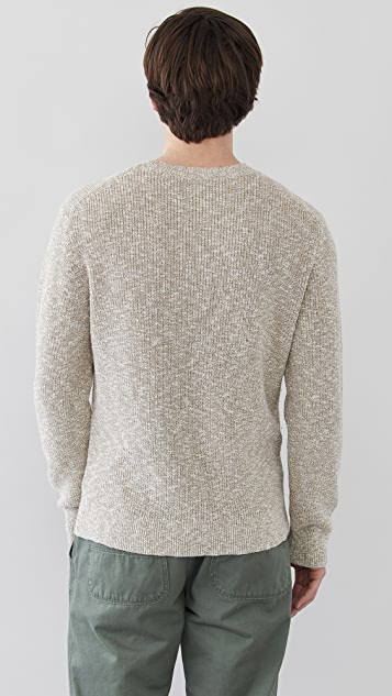 Club Monaco Feel Good Crew Sweater