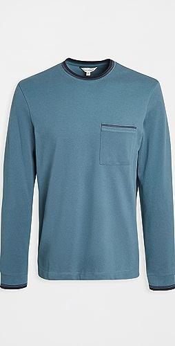 Club Monaco - Pique Crew Sweater