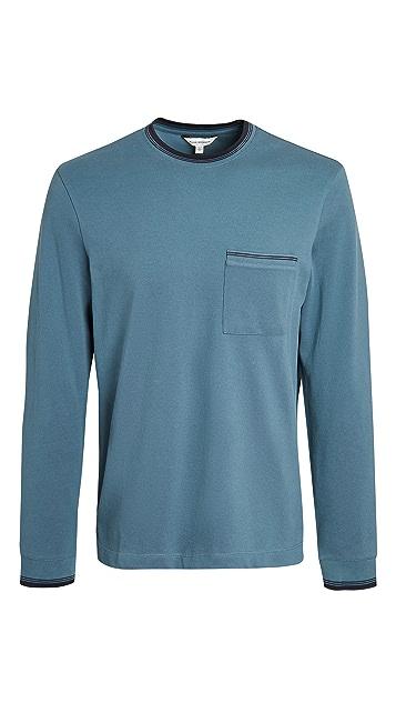 Club Monaco Pique Crew Sweater