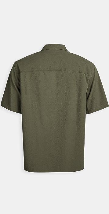 Club Monaco Seersucker Shirt