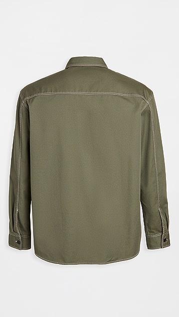 Club Monaco Uniform Shirt