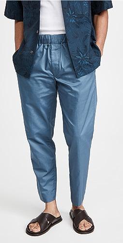 Club Monaco - Elasticated Waist Pants