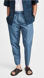 Club Monaco Elasticated Waist Pants