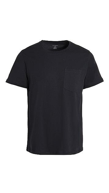 Club Monaco Short Sleeve Williams Tee