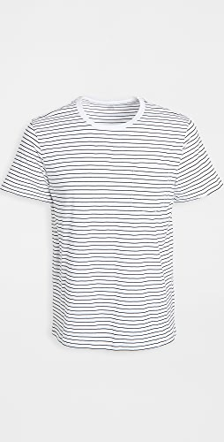 Club Monaco - Short Sleeve Williams Tee