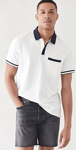 Club Monaco - Welt Pocket Polo Shirt