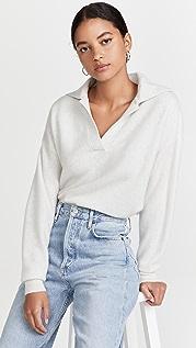 Club Monaco Boiled Collar Cashmere Sweater
