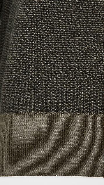 Club Monaco Texture Crew Sweater
