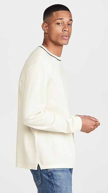Club Monaco Pique Sweatshirt