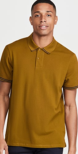 Club Monaco - Tipped Collar Polo Shirt