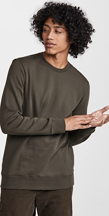 Club Monaco Signature Sweatshirt