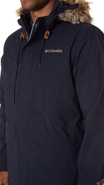 Columbia Bean Bluff Interchange Jacket