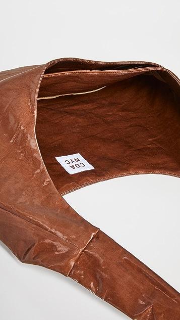Coming of Age Hobo Crossbody Bag