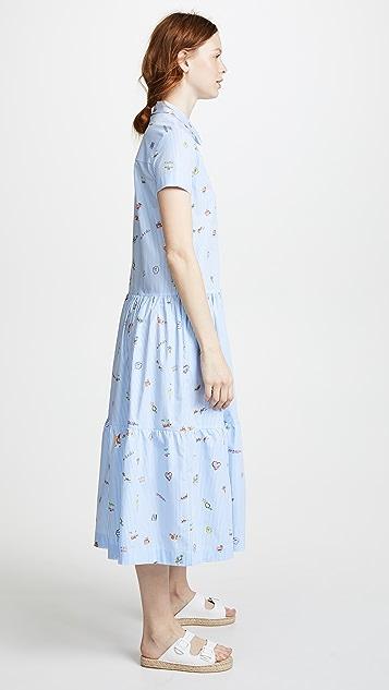 Mira Mikati Venice Beach Icon Dress