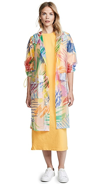 Mira Mikati Scribble Coat