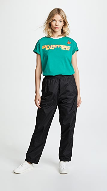 Mira Mikati Burn Fat Not Fuel Tee
