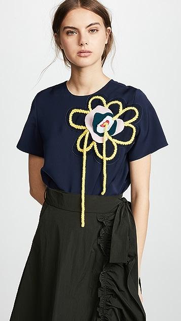 Mira Mikati Flower Tee