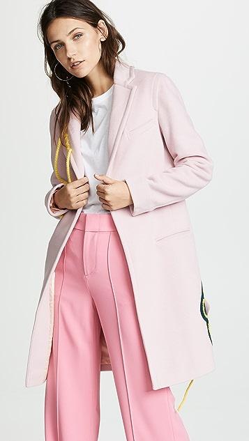 Mira Mikati Flower Coat