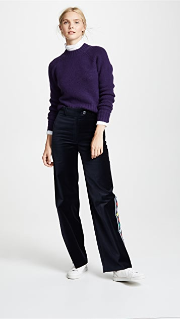 Mira Mikati Side Stripe Trousers