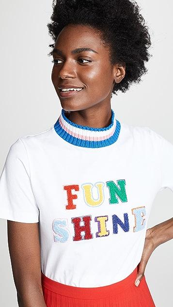 Mira Mikati Fun Shine Tee