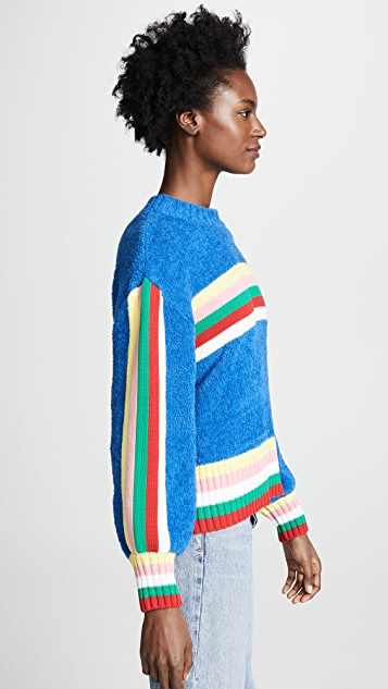 Mira Mikati Stripe Sweater