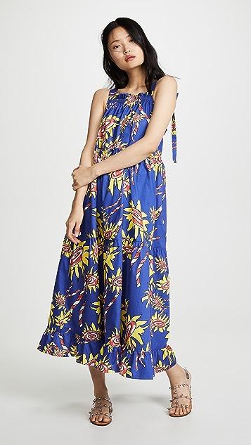 Mira Mikati Sunflower Dress