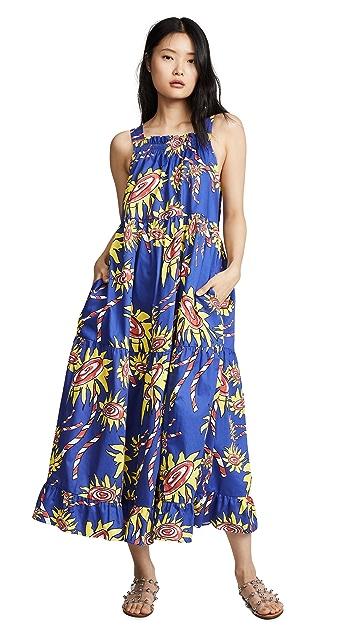 Mira Mikati Платье Sunflower