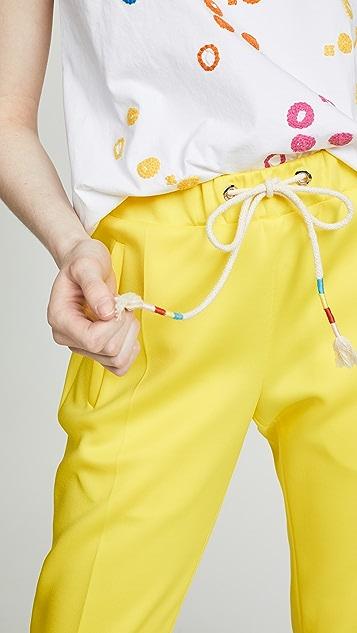 Mira Mikati 慢跑裤