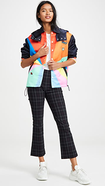 Mira Mikati x Mr Bomber Jacket