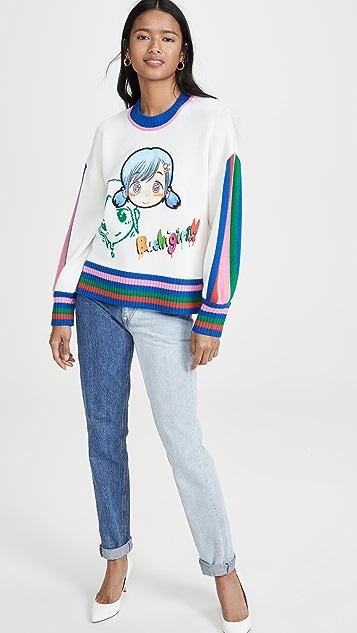 Mira Mikati x Mr Buchigiri Sweater