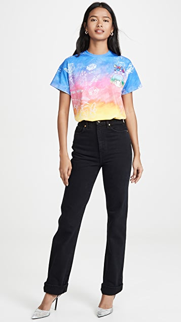 Mira Mikati x Mr Nice Suit Tee
