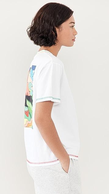 Mira Mikati Mira X Dabsmyla T 恤