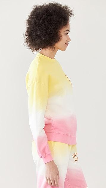 Mira Mikati Dip Dye Sweatshirt