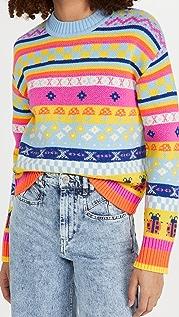 Mira Mikati Pullover Sweater