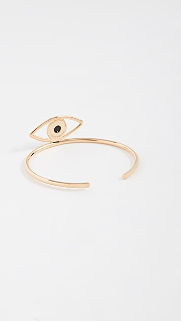 Contempoh Eye Bracelet