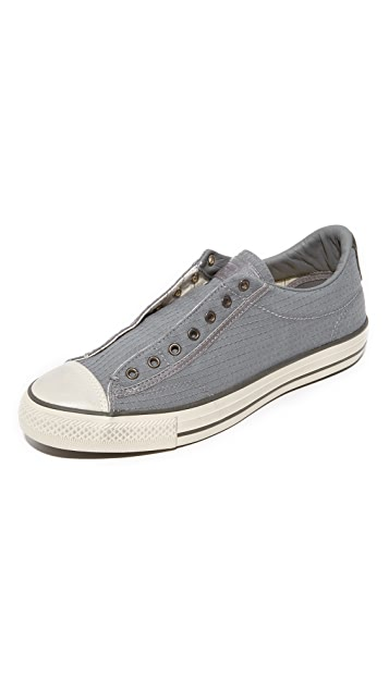 9c47bc821ce6 Converse x John Varvatos Chuck Taylor All Star Vintage Slip Ons ...