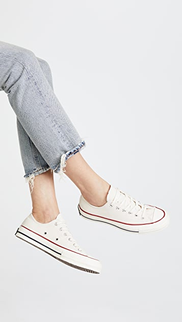 70661de7dced Converse All Star  70s Oxford Sneakers