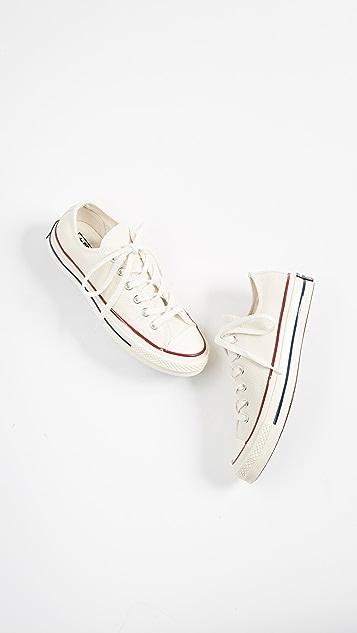 Converse 全明星 70 年代复古风情牛津运动鞋