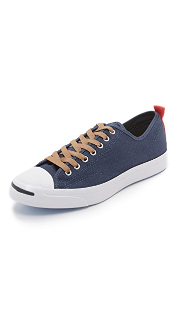 4fa3b426d20c5c Converse Jack Purcell Jack Ripstop Sneakers