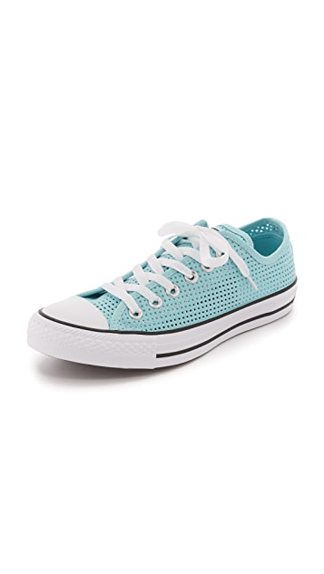 Converse Chuck Taylor All Star Perforated Sneakers