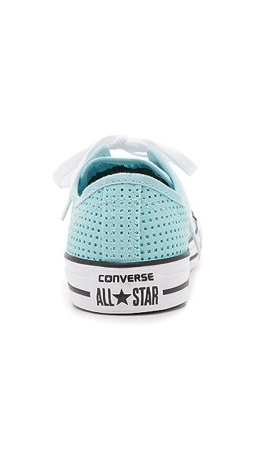 Converse Кроссовки Chuck Taylor All Star с перфорацией