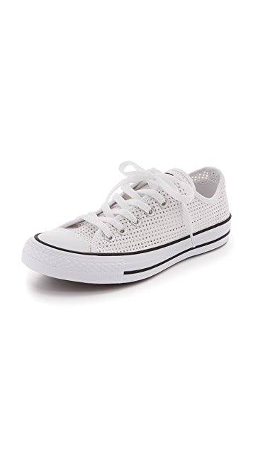 716995e528f642 Converse Chuck Taylor All Star Perforated Sneakers