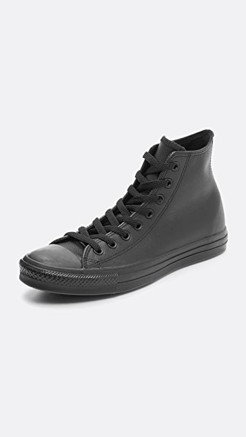 Converse Chuck Taylor All Star Leather Hi Top Sneakers