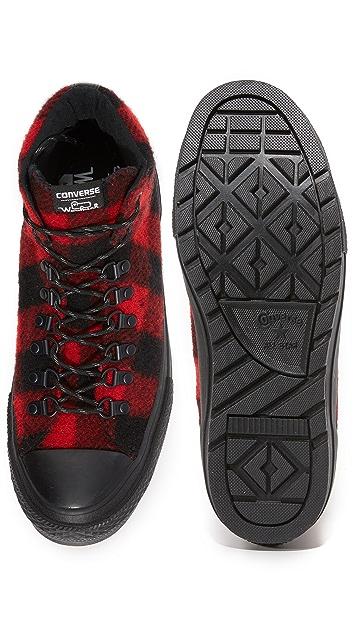 Converse Chuck Taylor Woolrich All Star Street Hiker Sneakers