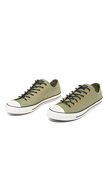 Converse Chuck Taylor Leather & Corduroy All Star Oxfords