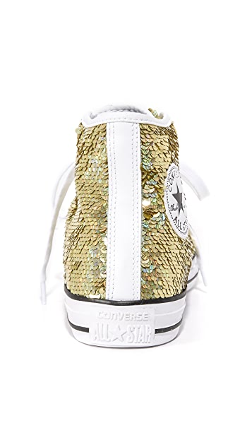 Converse Chuck Taylor Holiday Party High Top Sneakers