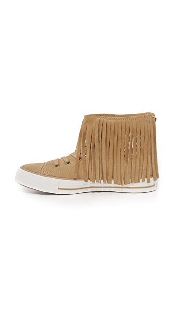 0aab386c239d ... Converse Chuck Taylor Fringe High Top Sneakers ...
