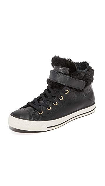 7a83a5916127 Converse Chuck Taylor All Star Brea High Top Sneakers