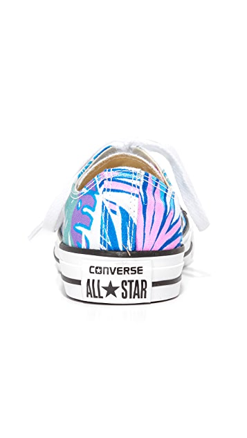 Converse Chuck Taylor All Star Oxford Tropical Print Sneakers